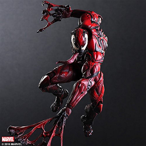 Image 3 for Spider-Man - Venom - Play Arts Kai - Variant Play Arts Kai - Limited Color ver. (Square Enix)