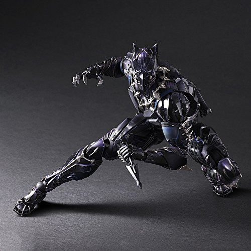 Image 4 for Black Panther - Play Arts Kai (Square Enix)