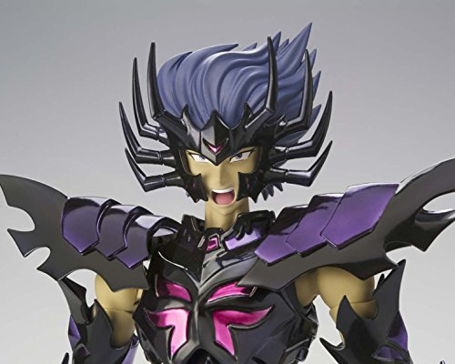 Image 4 for Saint Seiya - Cancer Death Mask - Myth Cloth EX - Hades Specter Surplice (Bandai)