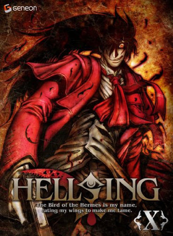 Image for Hellsing X