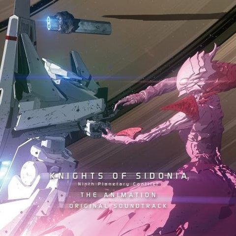 Image for KNIGHTS OF SIDONIA: Ninth Planetary Conflict THE ANIMATION ORIGINAL SOUNDTRACK
