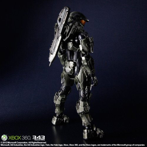 Image 7 for Halo 4 - Master Chief - Play Arts Kai (Square Enix)