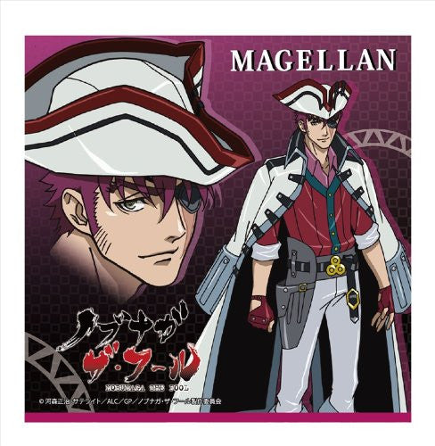 Image 1 for Nobunaga the Fool - Magellan - Towel - Mini Towel (Contents Seed)