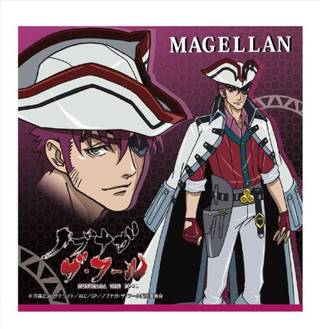 Image for Nobunaga the Fool - Magellan - Towel - Mini Towel (Contents Seed)