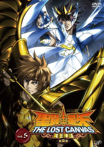 Image for Saint Seiya: The Lost Canvas Chapter 2 Vol.5