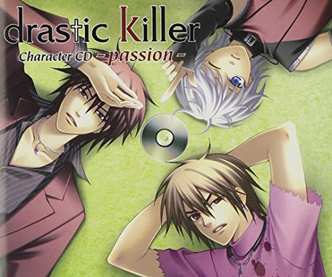 Image for drastic Killer Character CD -passion-