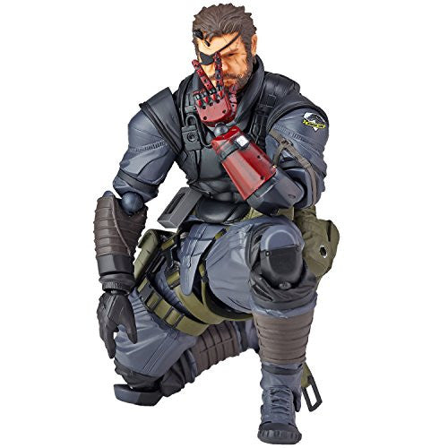 Image 7 for Metal Gear Solid V: The Phantom Pain - Venom Snake - Vulcanlog 004 - Sneaking Suit ver. (Union Creative International Ltd)