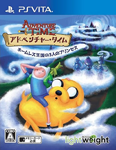 Image for Adventure Time: Secrets of the Nameless Kingdom
