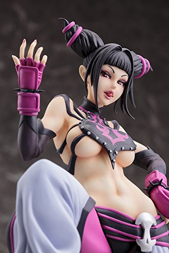 Image 8 for Super Street Fighter IV - Han Juri - Bishoujo Statue - Street Fighter x Bishoujo - 1/7 (Kotobukiya)