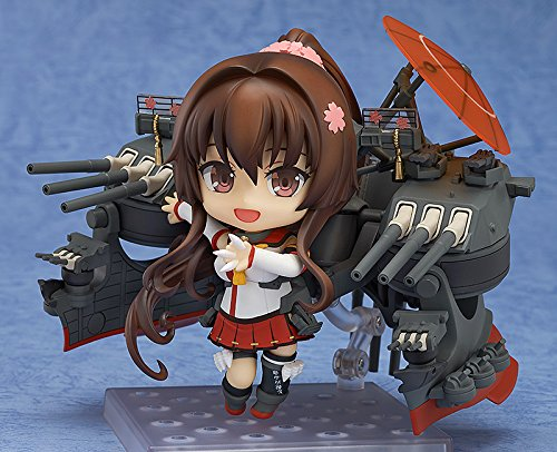 Image 3 for Kantai Collection ~Kan Colle~ - Yamato - Nendoroid #520 (Good Smile Company)