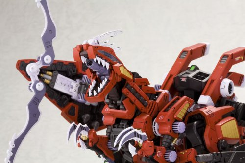 Image 7 for Zoids - EZ-034 Geno Breaker - Highend Master Model - 1/72 - Raven custom (Kotobukiya)