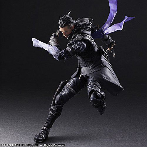 Image 3 for Kingsglaive: Final Fantasy XV - Nyx Ulric - Play Arts Kai (Square Enix)