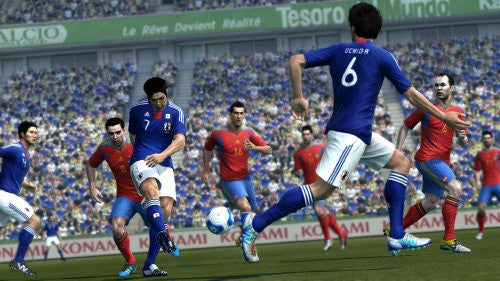 Image 5 for World Soccer Winning Eleven 2012