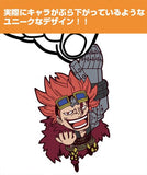 Thumbnail 2 for One Piece - Eustass Kid - Keyholder - Rubber Strap - Tsumamare (Cospa)