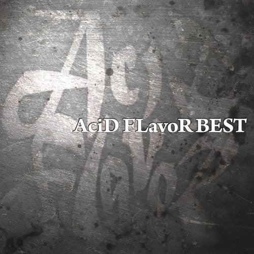 "Image 1 for AciD FlavoR Best Album ""AciD FlavoR BEST"""