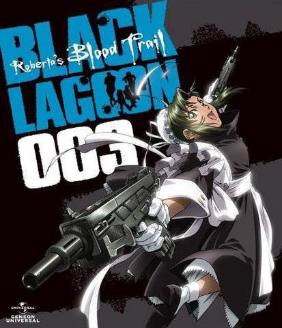 Image for OVA Black Lagoon Roberta's Blood Trail 003