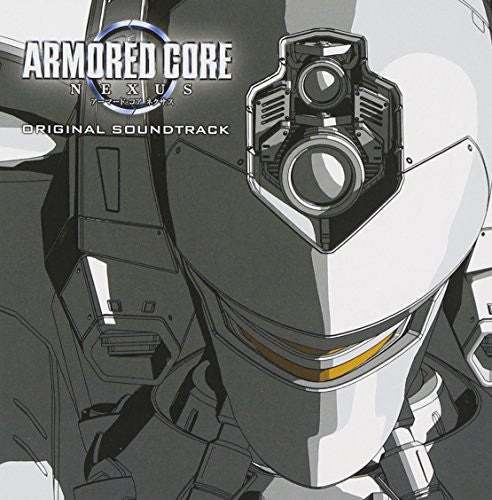 Image 1 for Armored Core Nexus Original Soundtrack