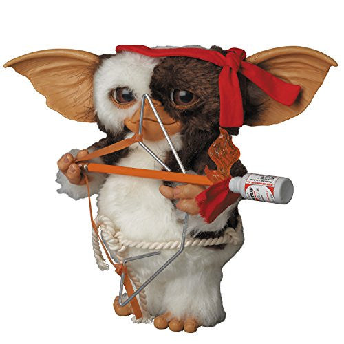 Image 6 for Gremlins 2 - Gizmo - Vinyl Collectible Dolls #236 - 1/1 - Combat Ver. (Medicom Toy)