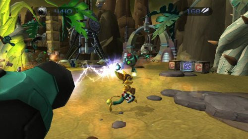 Image 2 for Ratchet & Clank 1-2-3: Ginga * Saikyou Gorgeous Pack
