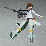 Thumbnail 6 for Strike Witches Movie - Miyafuji Yoshika - Figma #275 - Shinden Ver. (Max Factory)