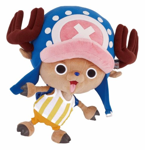 Image 4 for One Piece - Tony Tony Chopper - Stuffed Collection - Second Edition (MegaHouse)