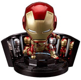 Iron Man 3 - Iron Man Mark XLII - Nendoroid #349 - Full Action (Good Smile Company) - 1