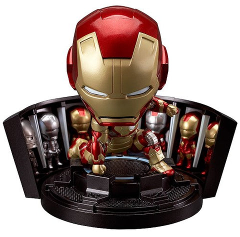 Iron Man 3 - Iron Man Mark XLII - Nendoroid #349 - Full Action (Good Smile Company)
