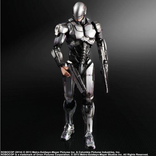 Image 5 for RoboCop - Play Arts Kai - 1.0 (Square Enix)