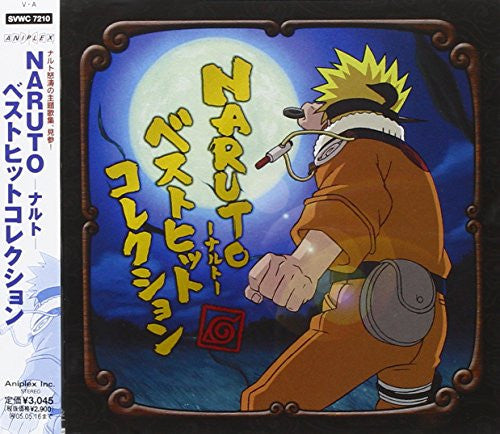 Image 1 for NARUTO Best Hit Collection