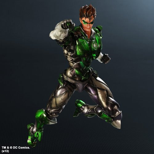 Image 4 for DC Universe - Green Lantern - Play Arts Kai - Variant Play Arts Kai (Square Enix)