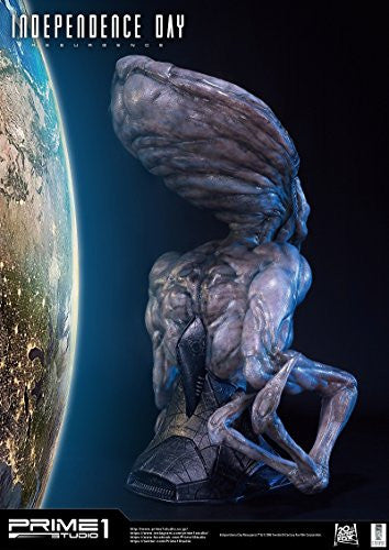 Image 12 for Independence Day: Resurgence - Alien - Bust - Life-Size Bust LSIDR-01 - 1/1 (Prime 1 Studio)