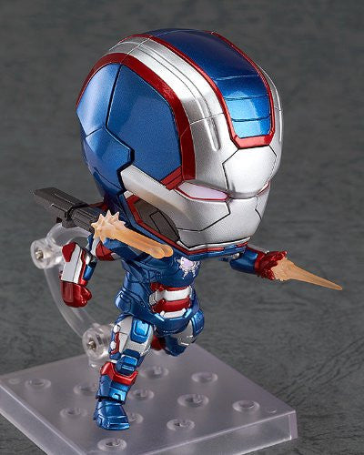 Image 4 for Iron Man 3 - Iron Patriot - Nendoroid #392 - Full Action (Good Smile Company)