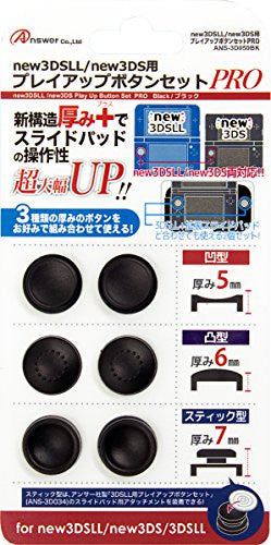 Image 1 for Playable Button Set Pro for Nintendo 3DS Series