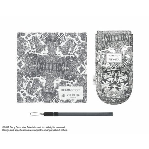 Image for BEAMSdesign PS Vita Pouch Clothing & Pouch Set (Dark Gray)