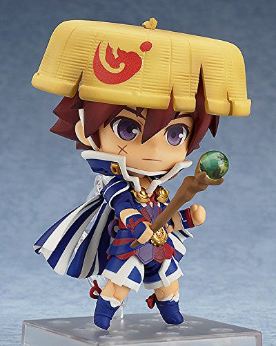Image 4 for Fushigi no Dungeon: Fuurai no Shiren 5 Plus - Fortune Tower to Unmei no Dice - Koppa - Shiren - Nendoroid #525 - Super Movable Edition (Good Smile Company)