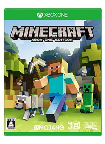 Image for Minecraft: Xbox One Edition