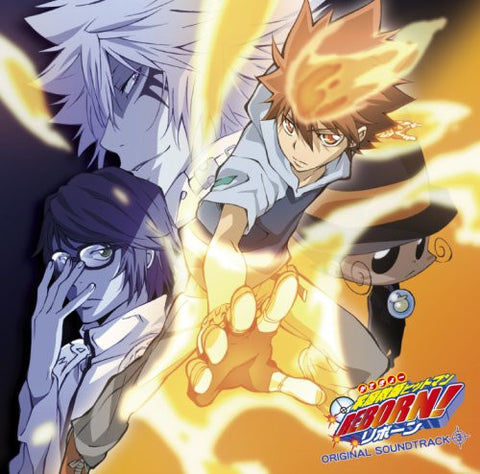 Image for Katekyo Hitman REBORN! ORIGINAL SOUNDTRACK 3