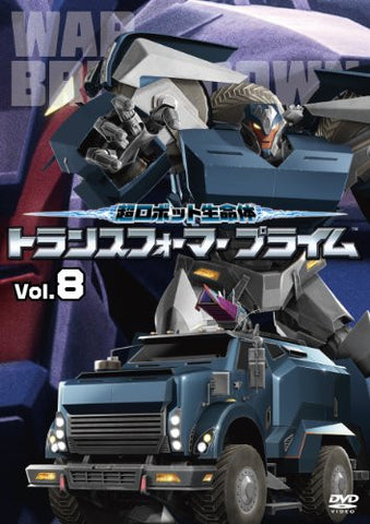 Image for Transformers Prime Vol.8