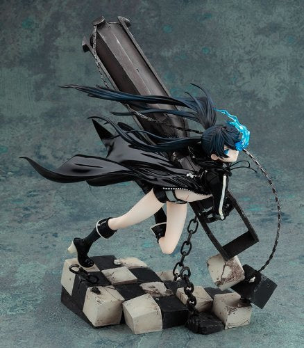 Image 3 for Black ★ Rock Shooter - 1/8 - Anime Ver. (Good Smile Company)