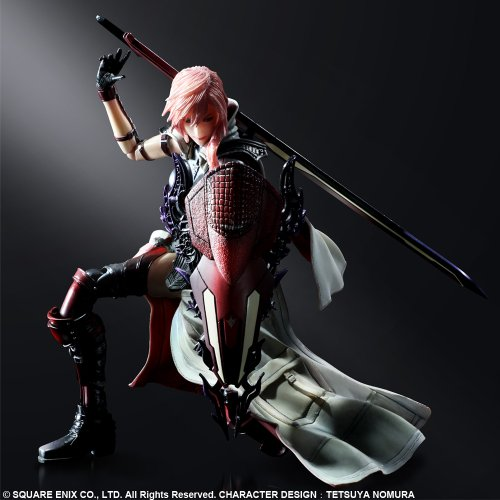 Image 5 for Lightning Returns: Final Fantasy XIII - Lightning - Play Arts Kai (Square Enix)