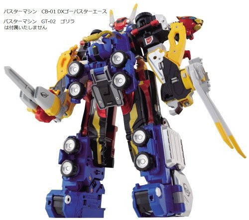 Image 3 for Tokumei Sentai Go-Busters - RH-03 Rabbit - Buster Machine (Bandai)