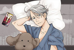 Yuri on Ice - Victor Nikiforov -Pillow Cover