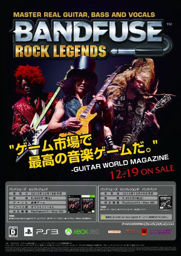 Image 3 for BandFuse: Rock Legends [Band Pack]