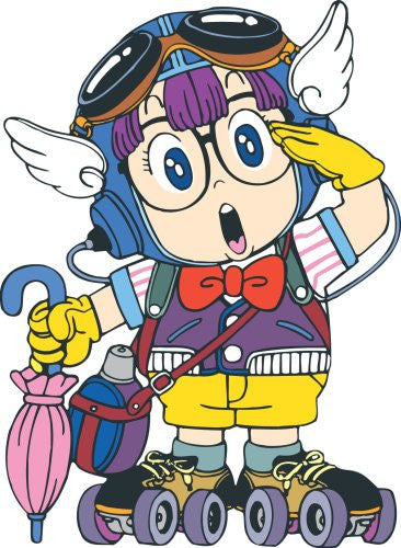 Image 1 for Dr. Slump DVD Slump The Collection Kaito Hoyoyo Dan Sanjo! & Suppa-man No Dai Pinch? No Maki