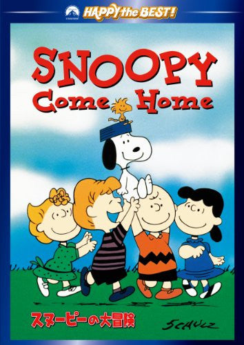 Image 1 for Snoopy Come Home