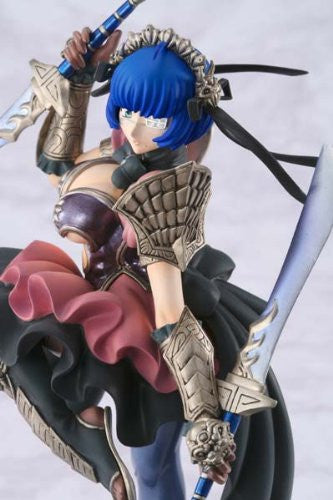 Image 4 for Ikki Tousen Great Guardians - Ryomou Shimei - 1/8 - Sugar Mint Complex ver., Armored Ver. (Chara-Ani)