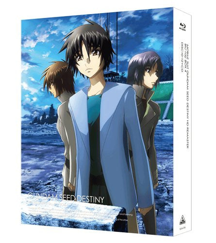 Image 2 for Mobile Suit Gundam Seed Destiny Hd Remaster Blu-ray Box Vol.4 [Blu-ray+CD Limited Edition]