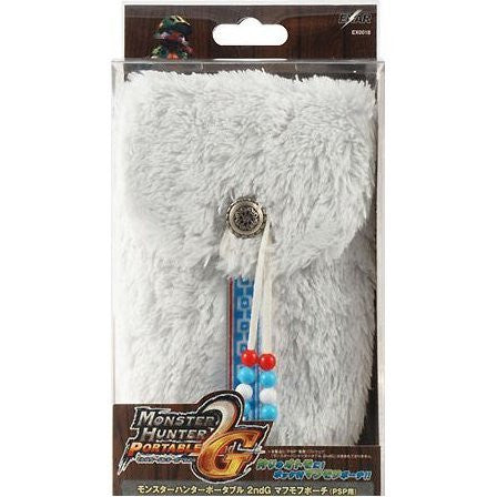 Image 1 for Monster Hunter Portable 2nd G Mafumofu Pouch