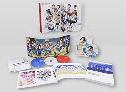 Image for Idolm@ster Movie To the Other Side Of The Light With Shinny Festa Anime Blu-ray [Limited Edition]