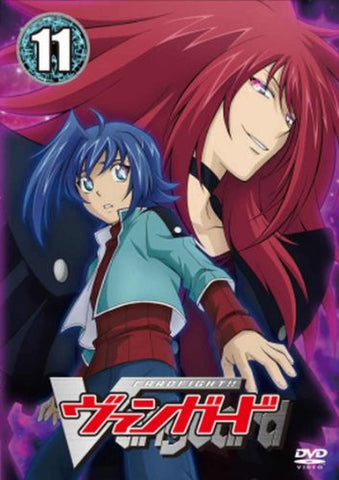 Image for Card Fight Vanguard Vol.11